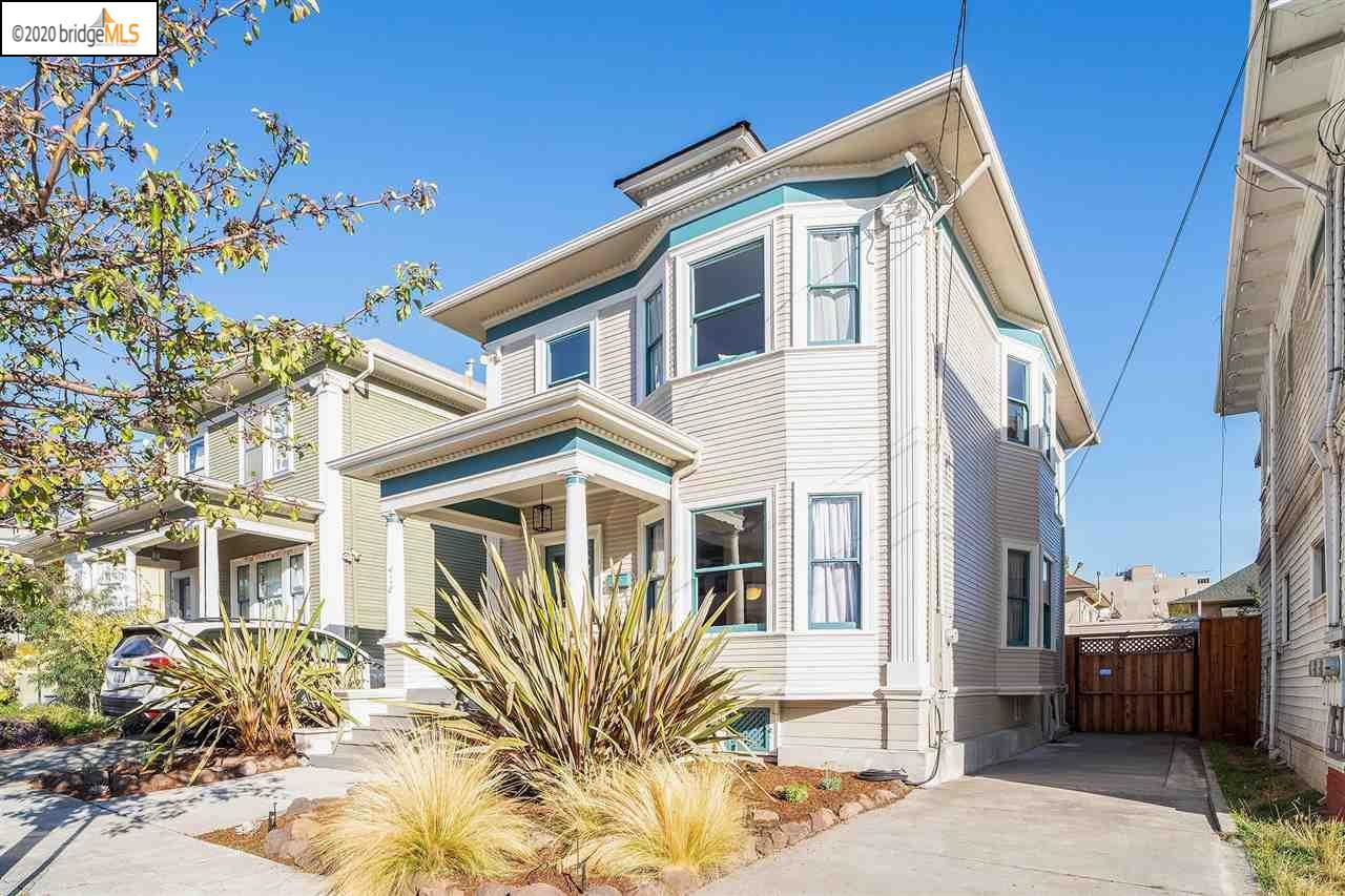 Photo for 4118 Montgomery St, OAKLAND, CA 94611 (MLS # 40921154)