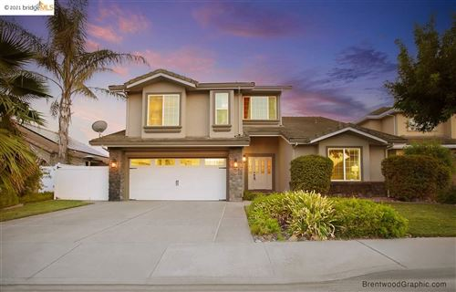 Photo of 4162 Beacon Pl, DISCOVERY BAY, CA 94505 (MLS # 40940156)