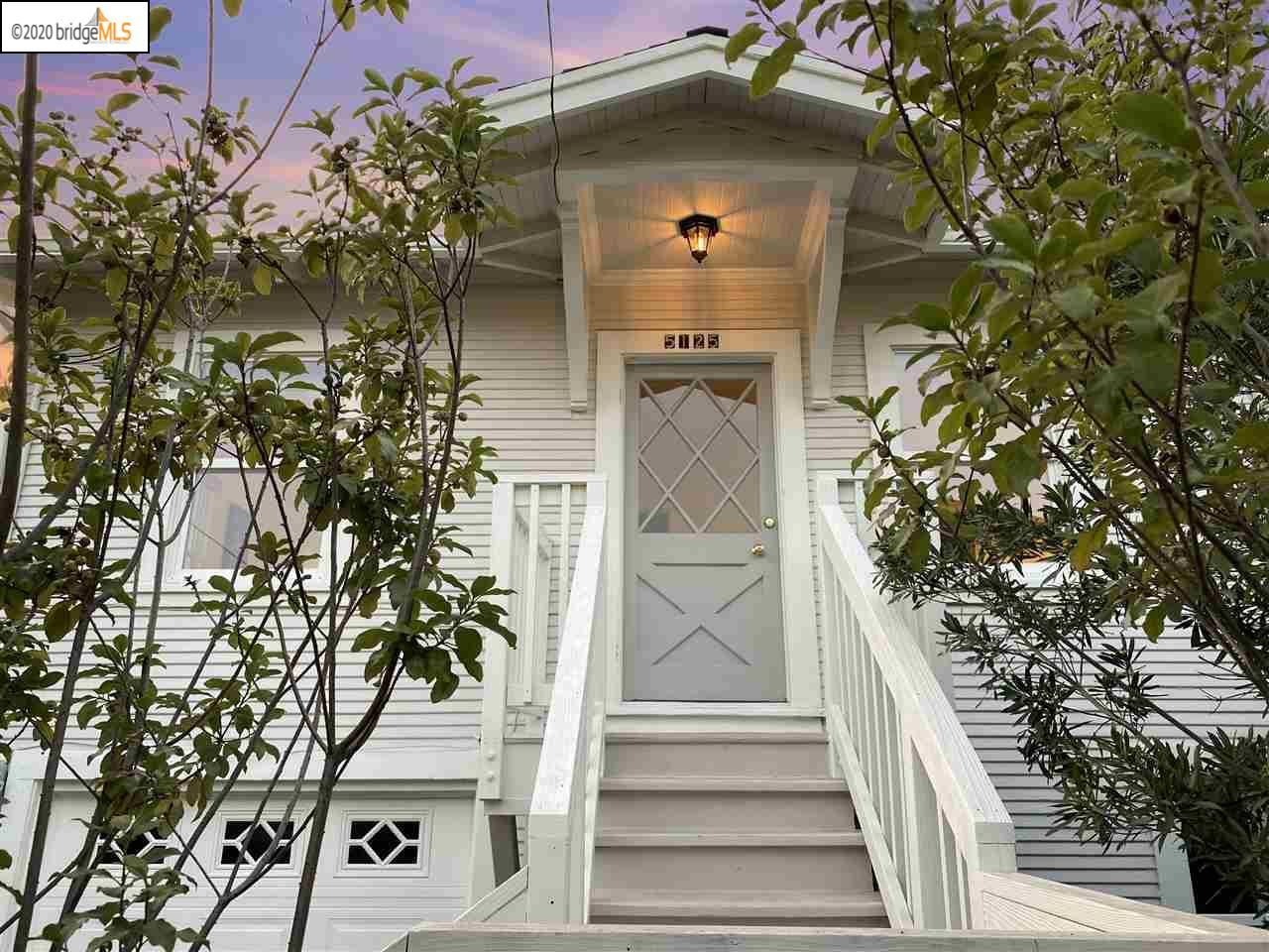 Photo for 5125 Lawton Ave, OAKLAND, CA 94618 (MLS # 40921156)