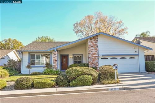 Photo of 4481 Silverberry Ct, CONCORD, CA 94521 (MLS # 40930157)
