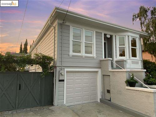 Tiny photo for 5127 Lawton Ave, OAKLAND, CA 94618 (MLS # 40921159)