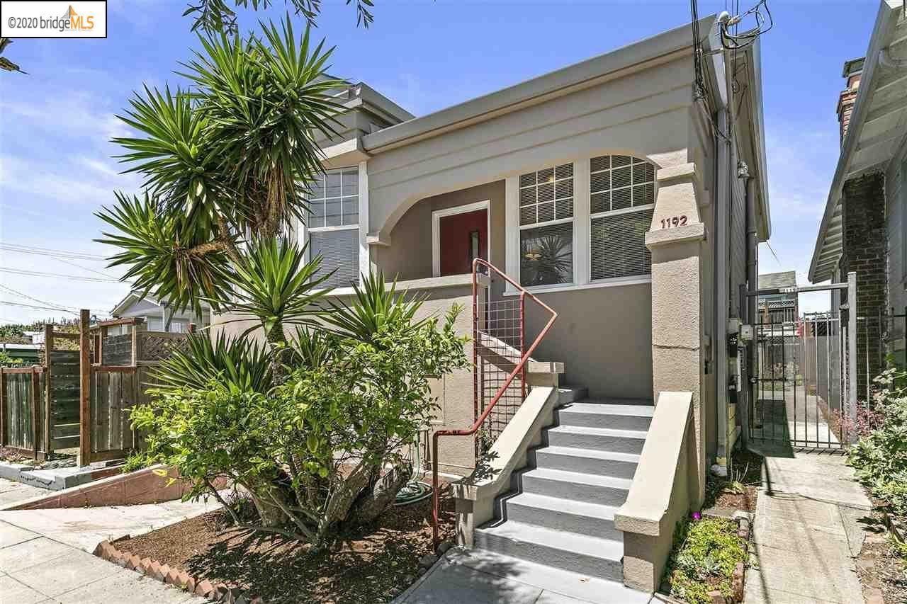 Photo for 1192 Ocean Ave #1192, OAKLAND, CA 94608 (MLS # 40907159)