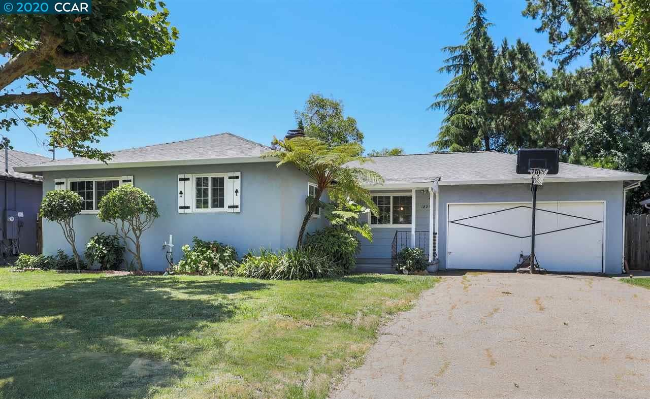 Photo of 1825 Silverwood Dr, CONCORD, CA 94519 (MLS # 40907164)