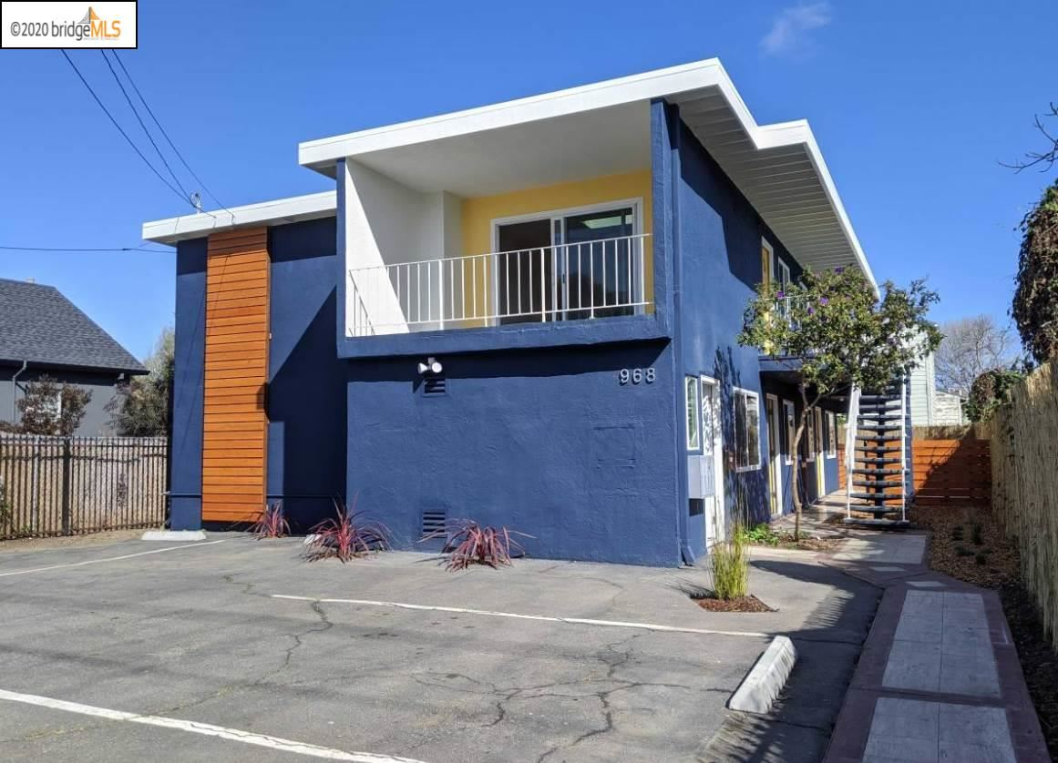Photo for 968 45Th St #A, OAKLAND, CA 94608 (MLS # 40900165)