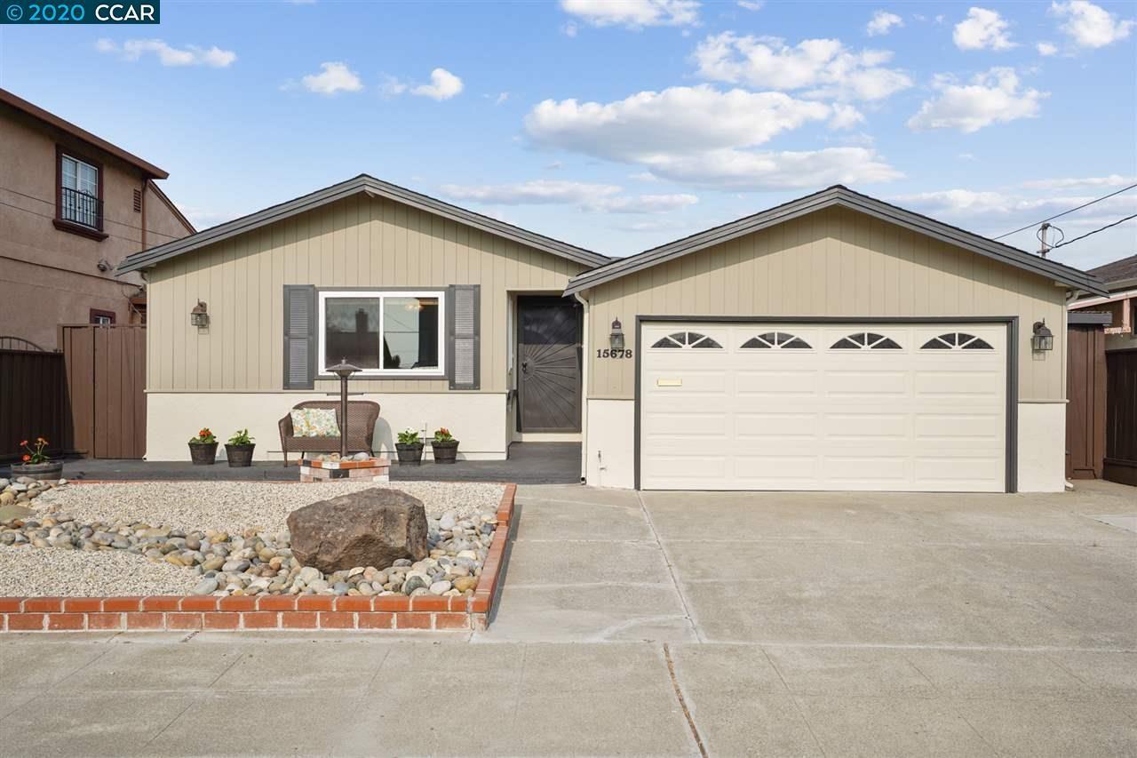 Photo for 15678 Cranbrook St, SAN LEANDRO, CA 94579 (MLS # 40921165)