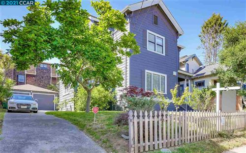 Photo of 4209 Howe St, OAKLAND, CA 94611 (MLS # 40934170)