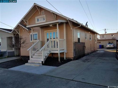 Photo of 431 22Nd St, RICHMOND, CA 94801 (MLS # 40959171)