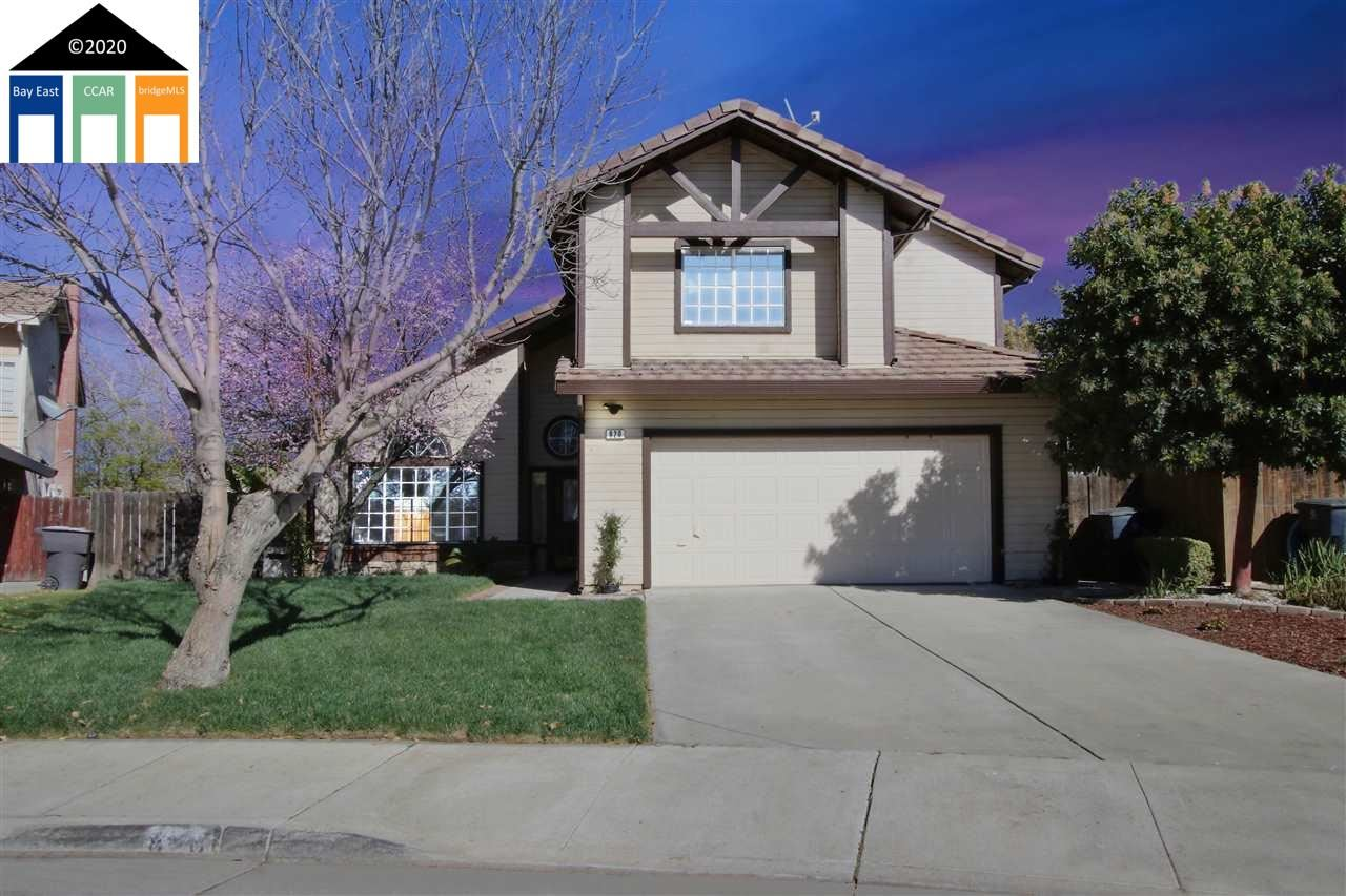 Photo for 820 Colonial Lane, TRACY, CA 95376 (MLS # 40900175)