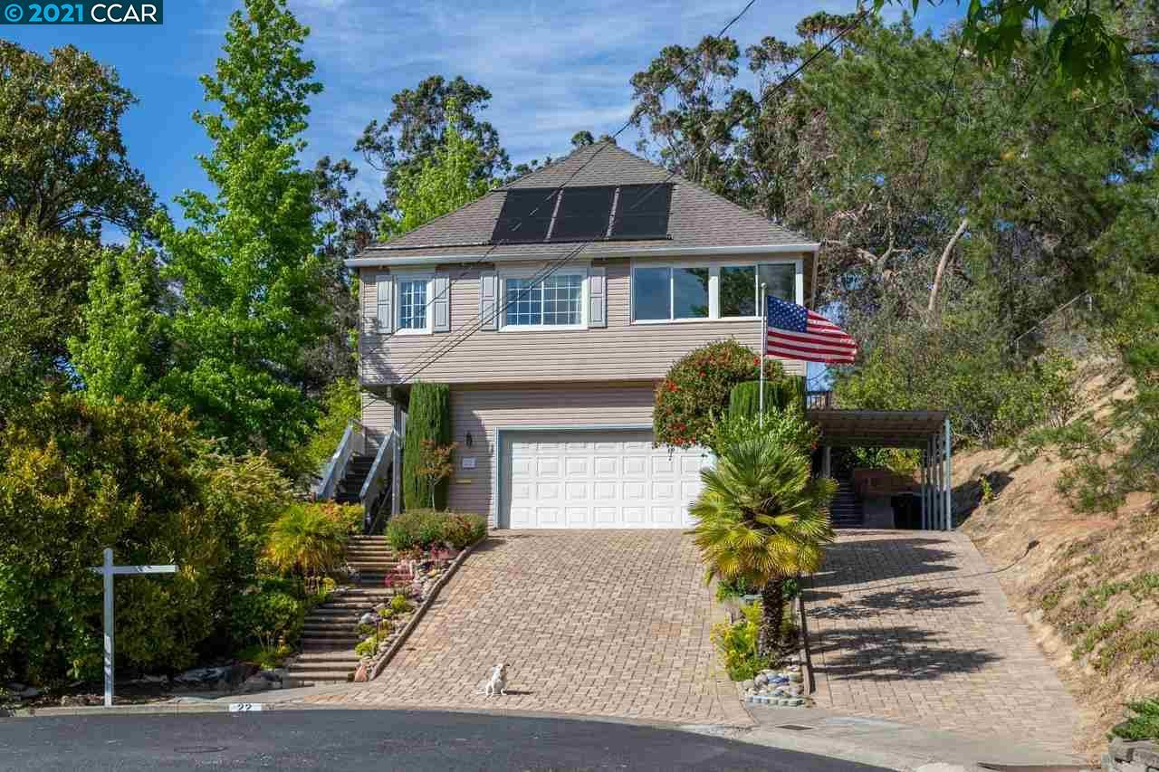 Photo of 22 Kilgo Ct, PLEASANT HILL, CA 94523 (MLS # 40949177)