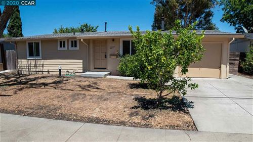 Photo of 2237 Gehringer Dr, CONCORD, CA 94520 (MLS # 40915178)