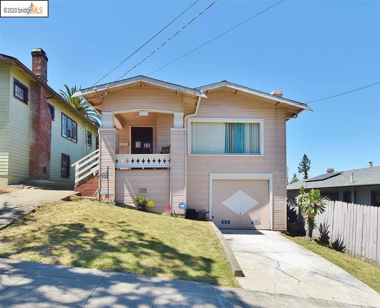 4501 Virginia Ave, Oakland, CA 94619-2916 - MLS#: 40915179
