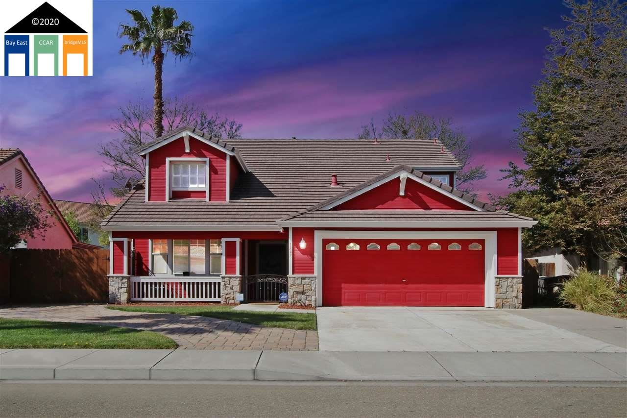 Photo for 1847 Isabel Virginia Drive, TRACY, CA 95377 (MLS # 40900180)