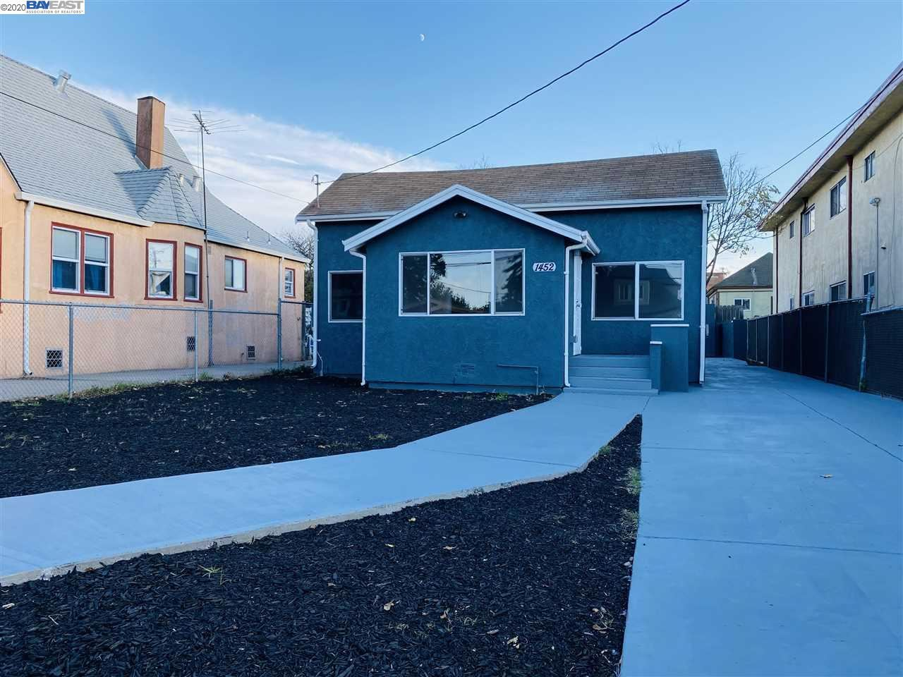 Photo for 1452 88TH AVE, OAKLAND, CA 94621 (MLS # 40930181)