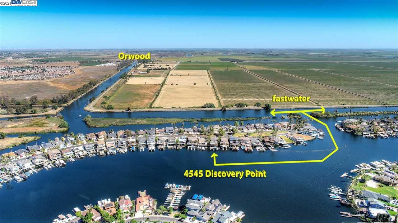 Photo of 4545 Discovery Point, DISCOVERY BAY, CA 94505-9520 (MLS # 40948182)