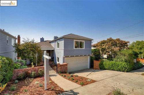 Photo of 240 Trinity Ave, KENSINGTON, CA 94708 (MLS # 40923186)