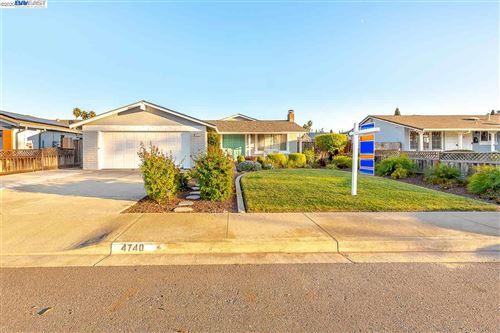 Photo of 4740 Loretta Way, UNION CITY, CA 94587 (MLS # 40930186)