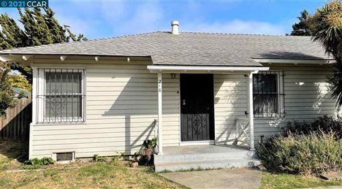 Photo of 216 Garrard Blvd, RICHMOND, CA 94801 (MLS # 40959186)