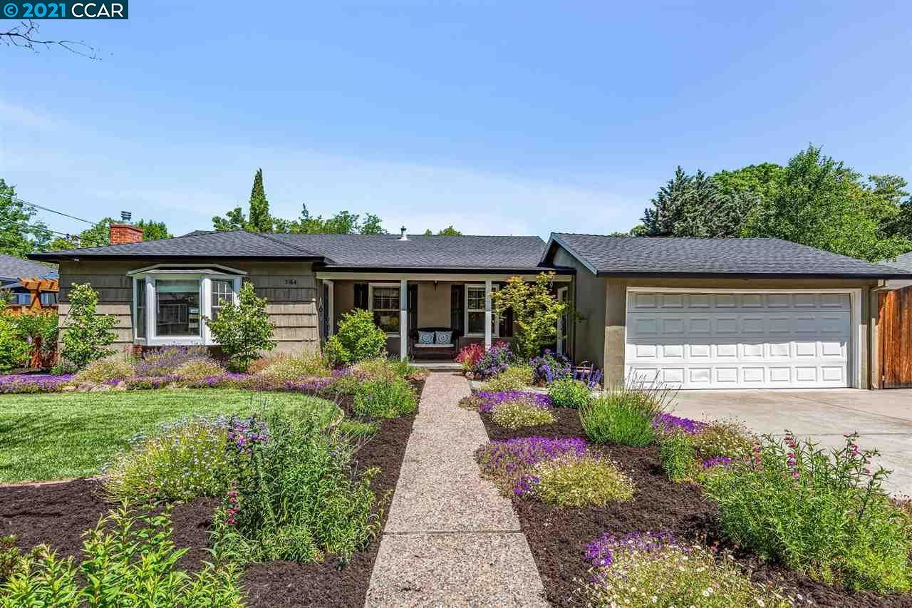 Photo of 3164 Eccleston Ave., WALNUT CREEK, CA 94597 (MLS # 40949186)