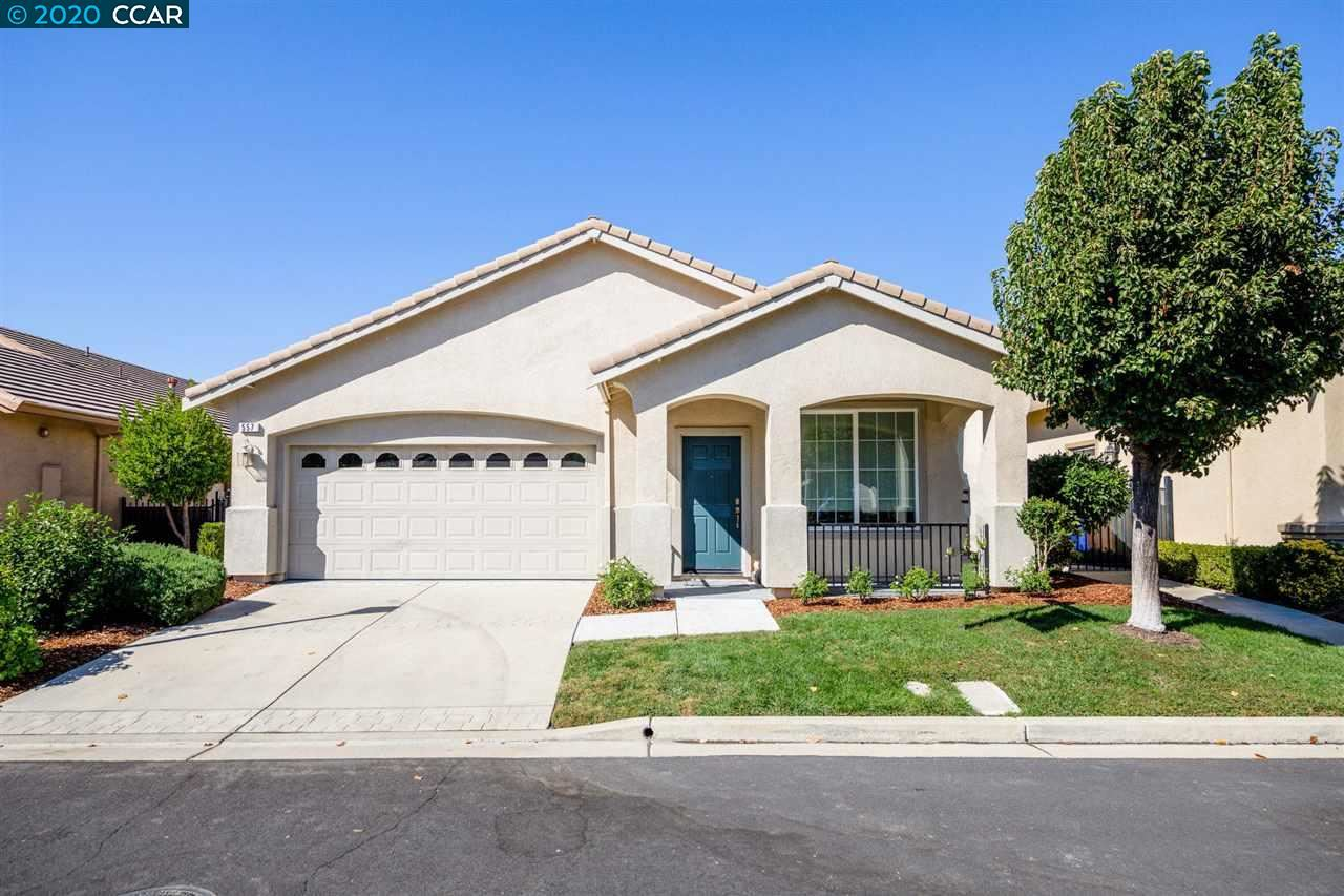 Photo of 557 Quindell Way, BRENTWOOD, CA 94513 (MLS # 40926187)