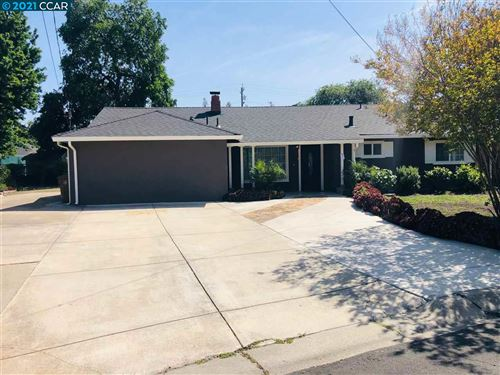 Photo of 168 Clarie Dr, PLEASANT HILL, CA 94523 (MLS # 40947188)