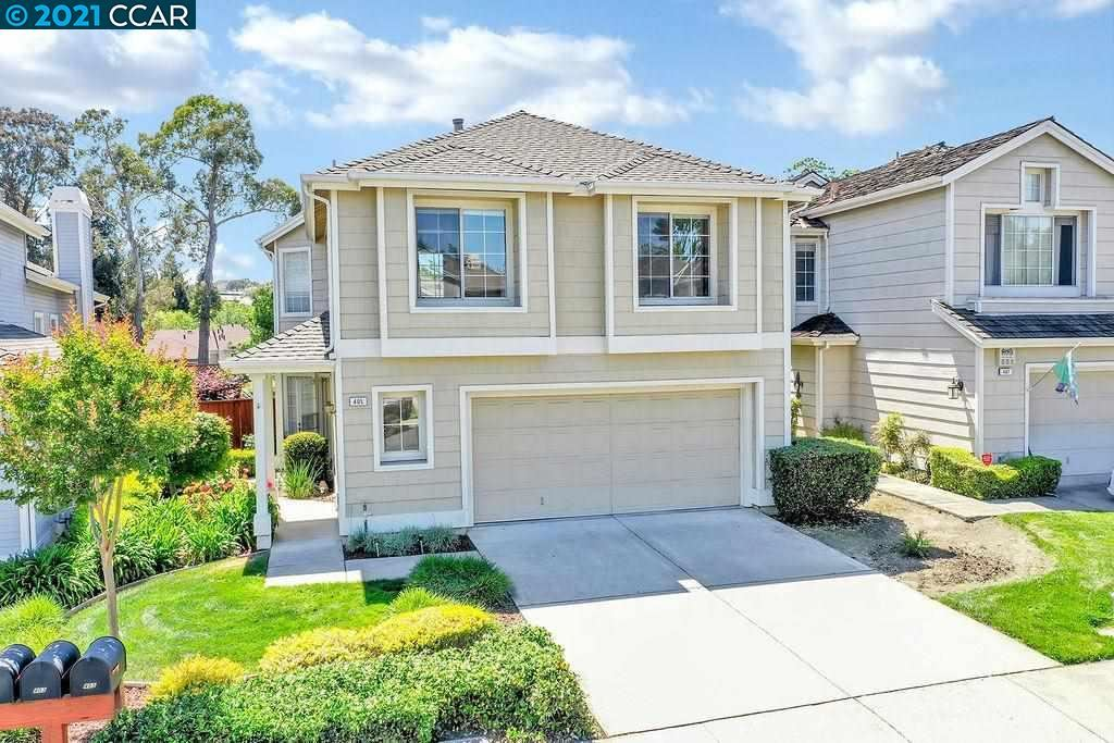 Photo of 405 Orchard View Ave, MARTINEZ, CA 94553 (MLS # 40949190)