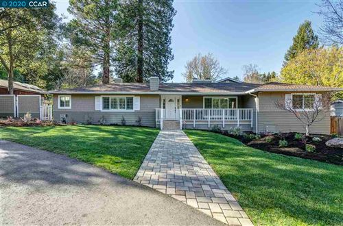 Photo of 867 Acalanes Rd, LAFAYETTE, CA 94549 (MLS # 40899192)