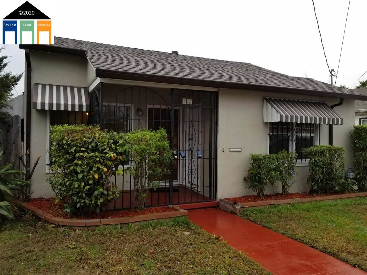 Photo for 6719 Eastlawn St, OAKLAND, CA 94621 (MLS # 40900193)