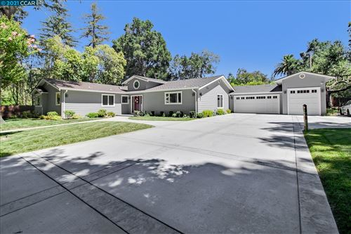 Photo of 2 Deodar Lane, ALAMO, CA 94507 (MLS # 40966198)