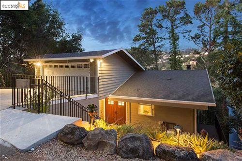 Photo of 5444 Estates Dr, OAKLAND, CA 94618 (MLS # 40922200)