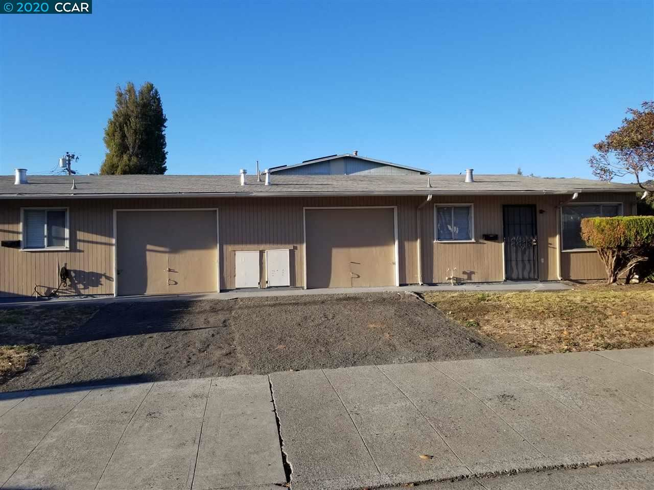 Photo for 5239 Fleming Ave, RICHMOND, CA 94804 (MLS # 40922205)