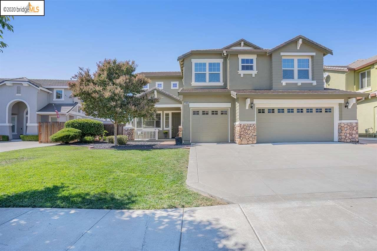 Photo for 1493 Dawnview Ct, BRENTWOOD, CA 94513 (MLS # 40922206)
