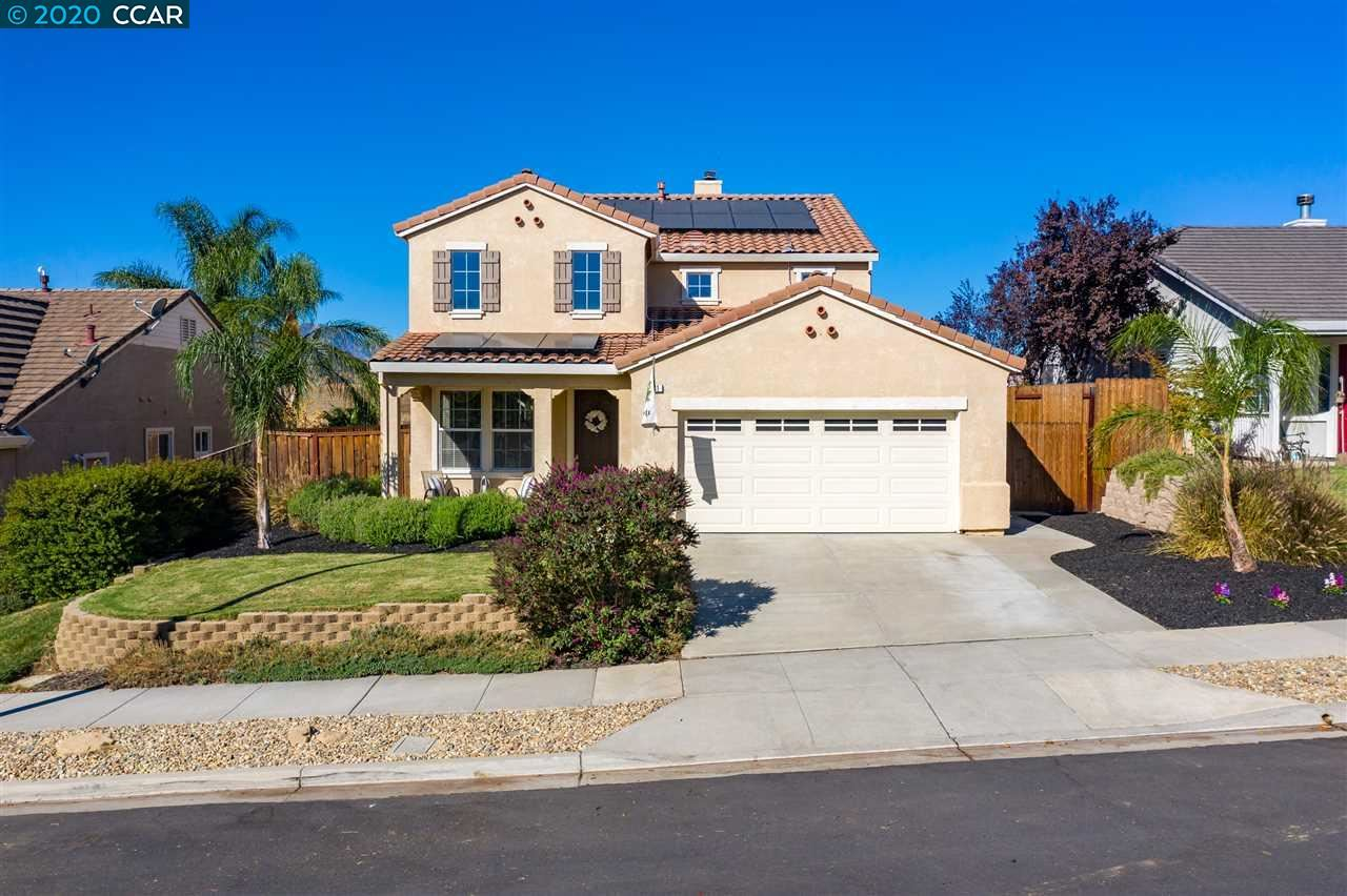 Photo for 741 Waterville Dr, BRENTWOOD, CA 94513 (MLS # 40922210)