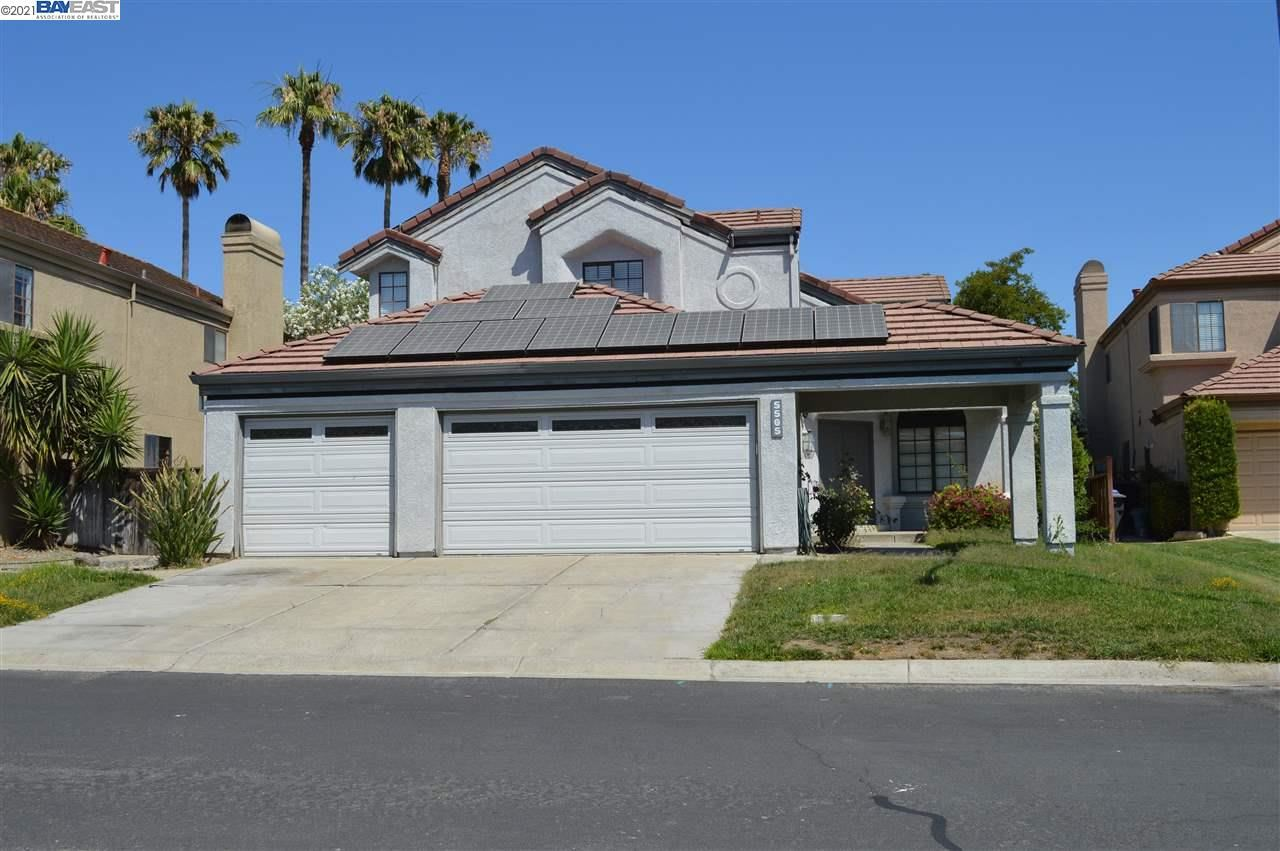 Photo of 5505 Edgeview Dr, DISCOVERY BAY, CA 94505 (MLS # 40959215)
