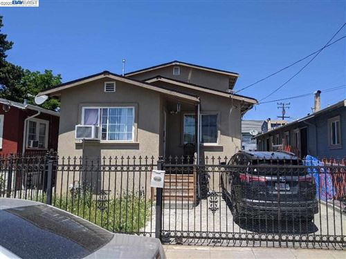 Photo of 1459 56Th Ave, OAKLAND, CA 94621 (MLS # 40907217)