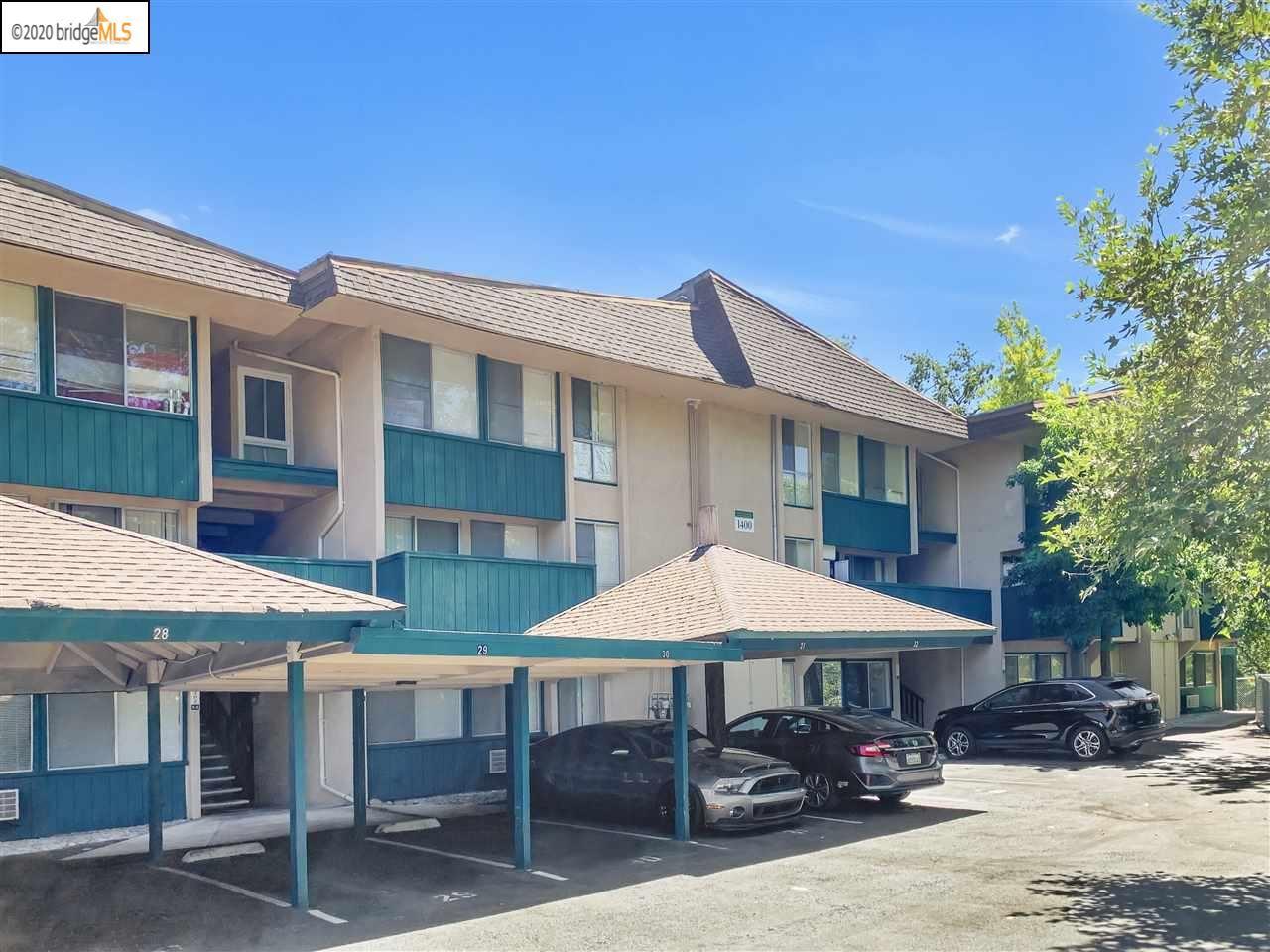 Photo of 1400 Creekside Dr, WALNUT CREEK, CA 94596 (MLS # 40920218)