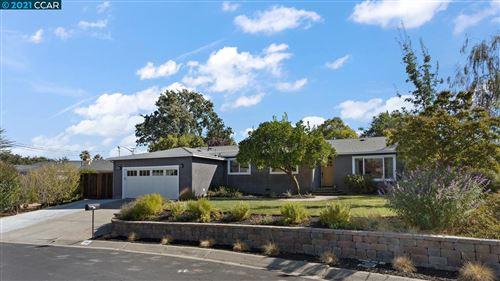 Photo of 536 Coralie Dr, Walnut Creek, CA 94597 (MLS # 40970220)