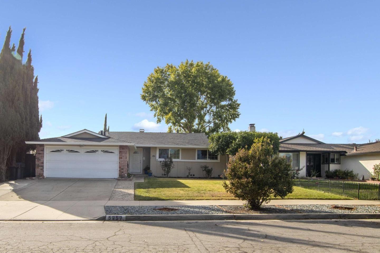 5957 Shawcroft Drive, San Jose, CA 95123 - MLS#: ML81867223
