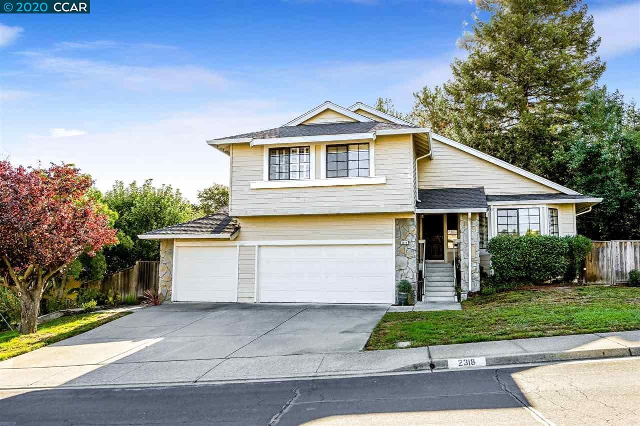 Photo for 2318 Heritage Hills Dr, PLEASANT HILL, CA 94523 (MLS # 40922225)