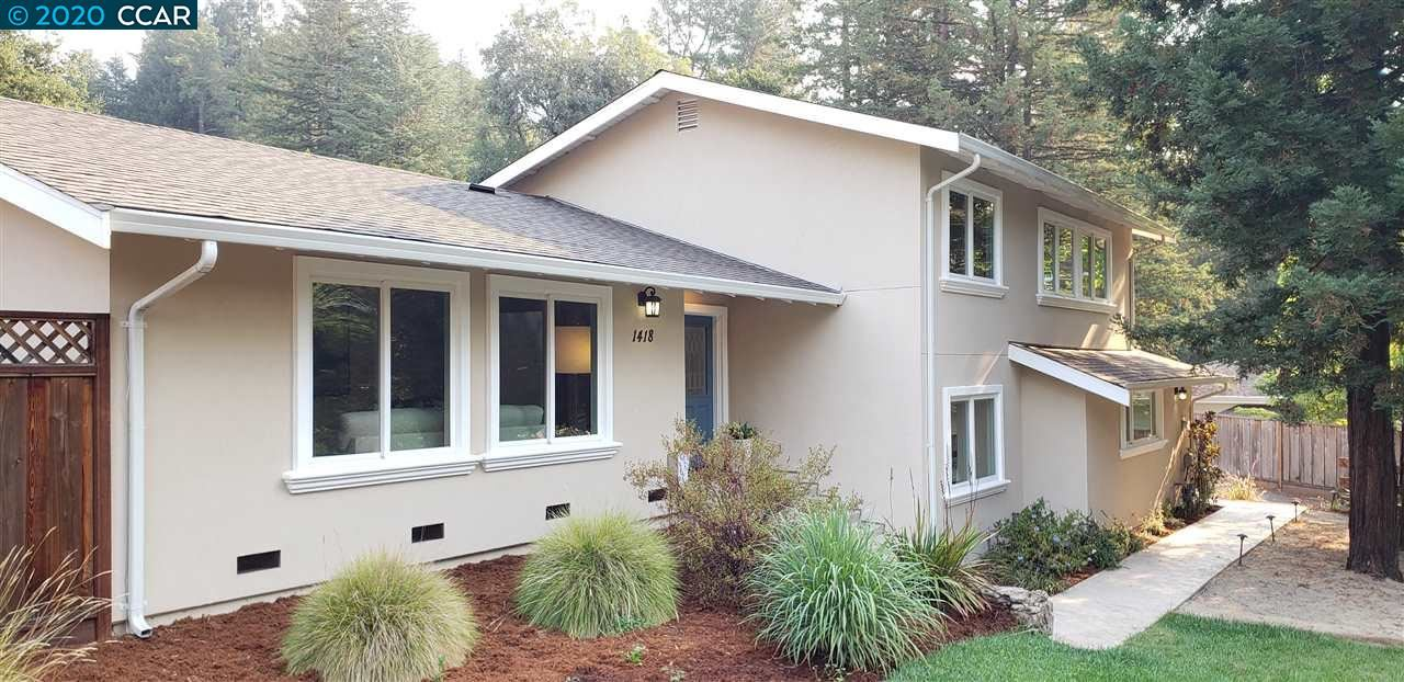 Photo for 1418 Reliez Valley Rd, LAFAYETTE, CA 94549 (MLS # 40922227)