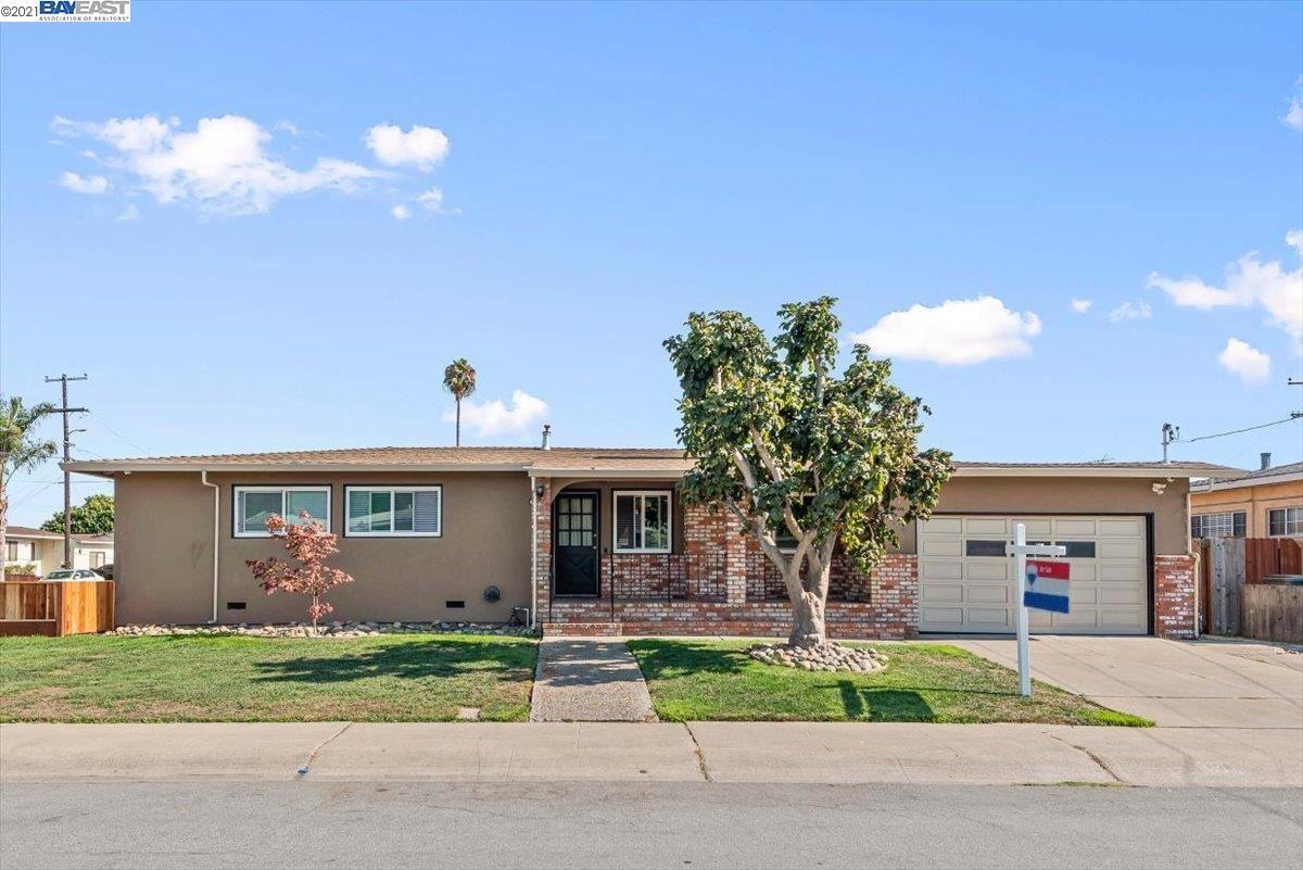 490 Ginger Ave, Hayward, CA 94541 - #: 40967229