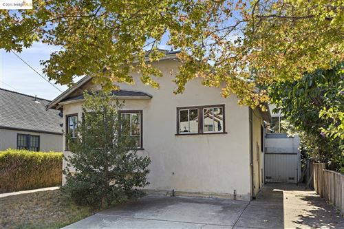 Photo of 858 Santa Barbara Rd, BERKELEY, CA 94707 (MLS # 40967230)