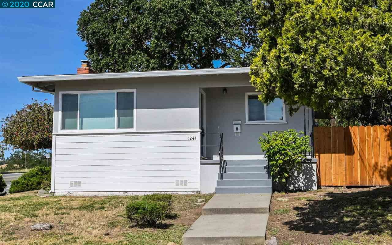 1244 Temple Dr, Pacheco, CA 94553 - #: 40905233