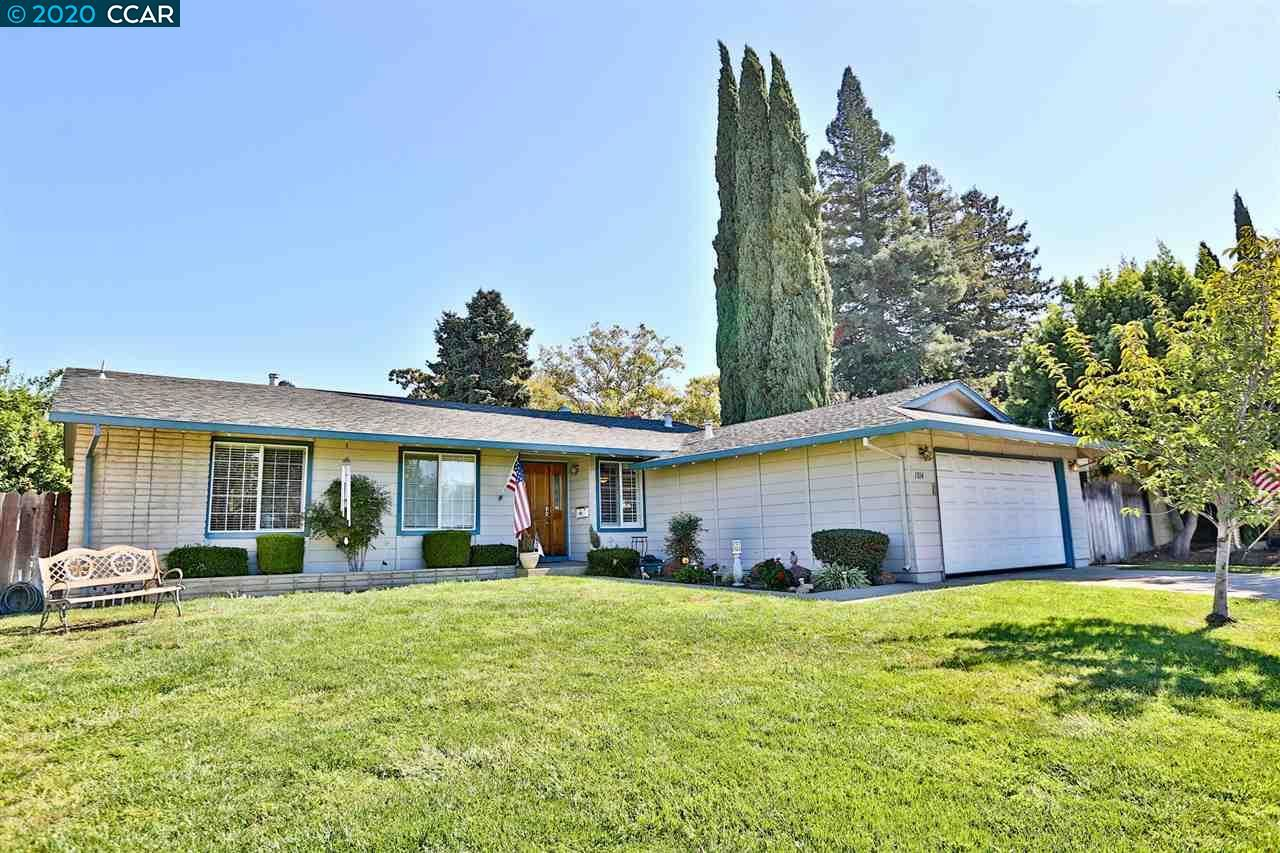Photo for 1814 Boxwood Dr, CONCORD, CA 94519 (MLS # 40922233)