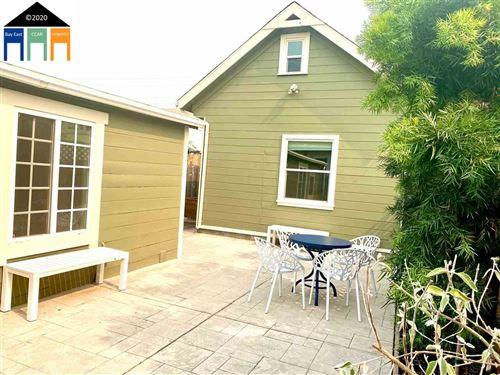 Tiny photo for 3767 Ruby, OAKLAND, CA 94609 (MLS # 40922234)
