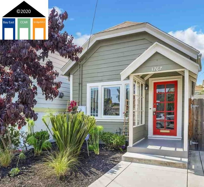 Photo for 3767 Ruby, OAKLAND, CA 94609 (MLS # 40922234)