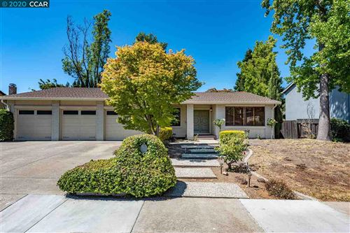 Photo of 3412 Claridge Dr, DANVILLE, CA 94526 (MLS # 40911240)