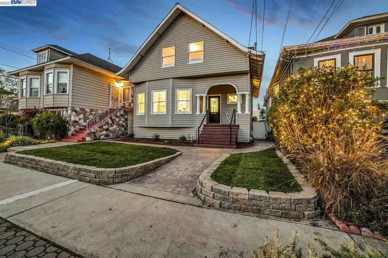 Photo for 803 Haight Ave, ALAMEDA, CA 94501 (MLS # 40934240)