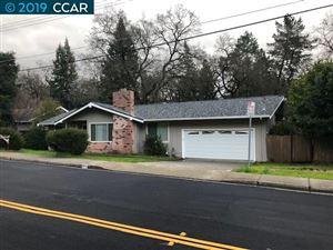 Photo of 1874 Green Valley Rd, ALAMO, CA 94507 (MLS # 40853242)