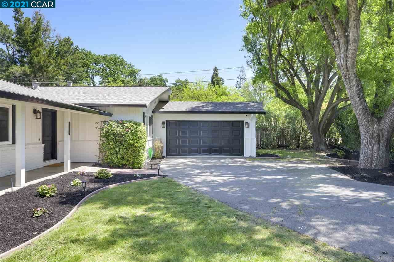 Photo of 1294 Rudgear Rd, WALNUT CREEK, CA 94596 (MLS # 40949242)