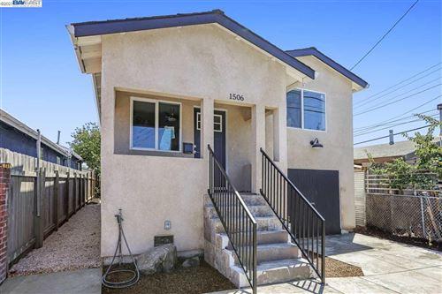 Photo of 1506 Pine Ave, SAN PABLO, CA 94806 (MLS # 40960248)